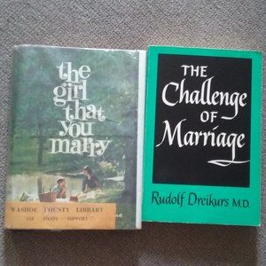The Girl That You Marry+ The Challenge of Marriage